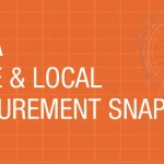 Onvia State & Local Procurement Snapshot – Q4 2014