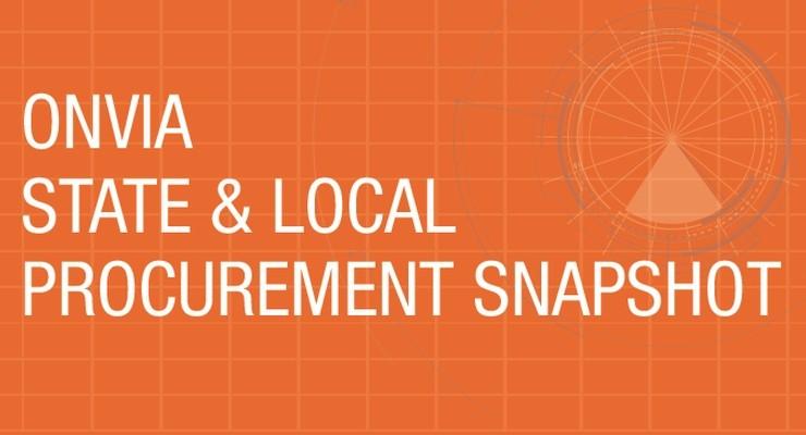 State and Local Procurement Snapshot Q1 2015