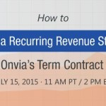 WEBINAR: How to Build a Recurring Revenue Stream