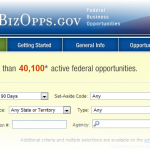 Help! I Can't Find State and Local Bid Opportunities on FedBizOpps